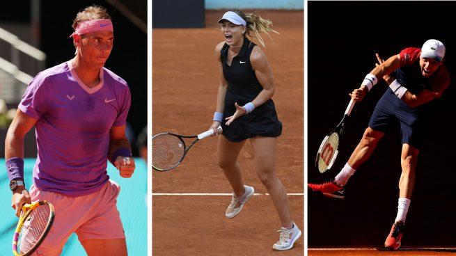 Resultados de los partidos en el Mutua Madrid Open hoy miércoles 5 de mayo