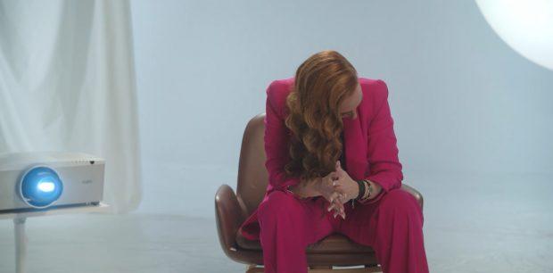 Rocío Carrasco llora al recordar que le pedía a su hija que parase mientras le pegaba