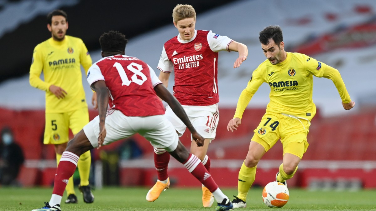 Sigue en directo el Arsenal-Villarreal | Europa League, en directo