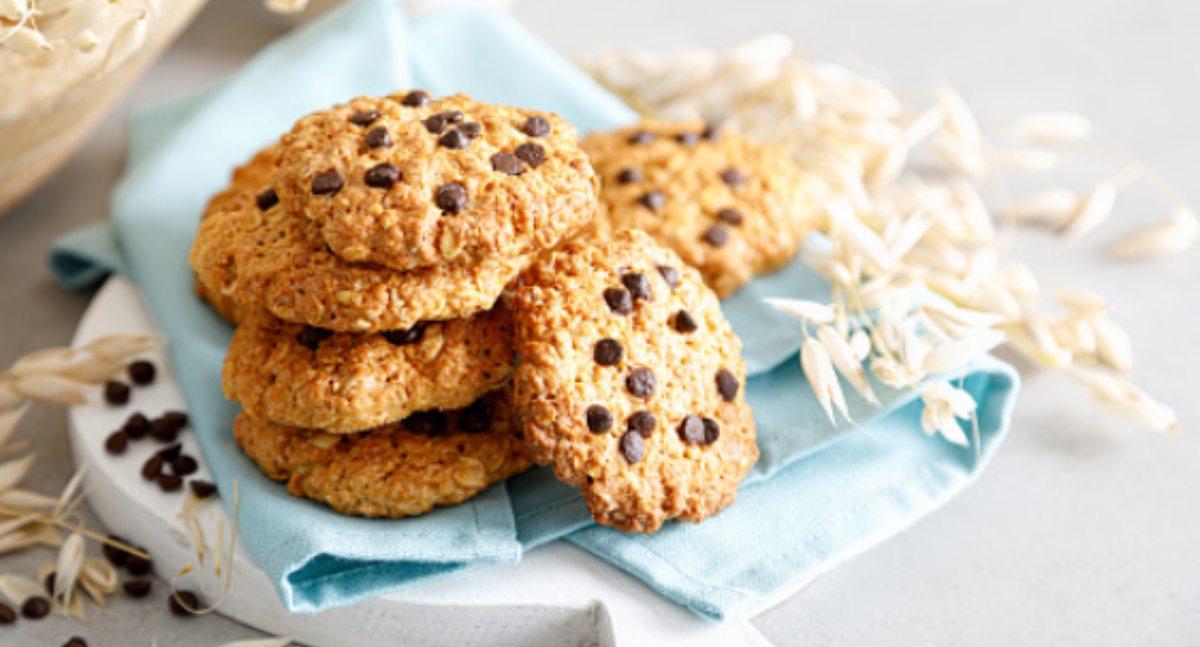 Las 5 mejores recetas de galletas de avena, fáciles de preparar y saludables