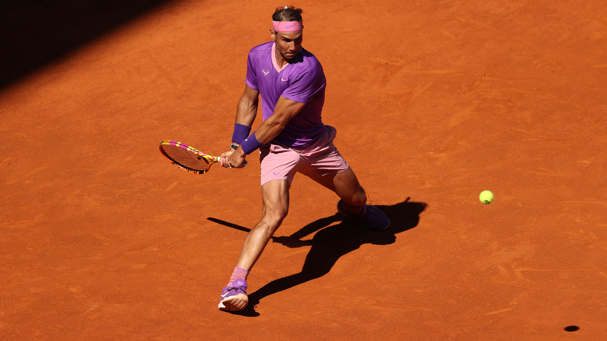 Rafa Nadal – Popyrin: octavos de final del Mutua Madrid Open, en directo