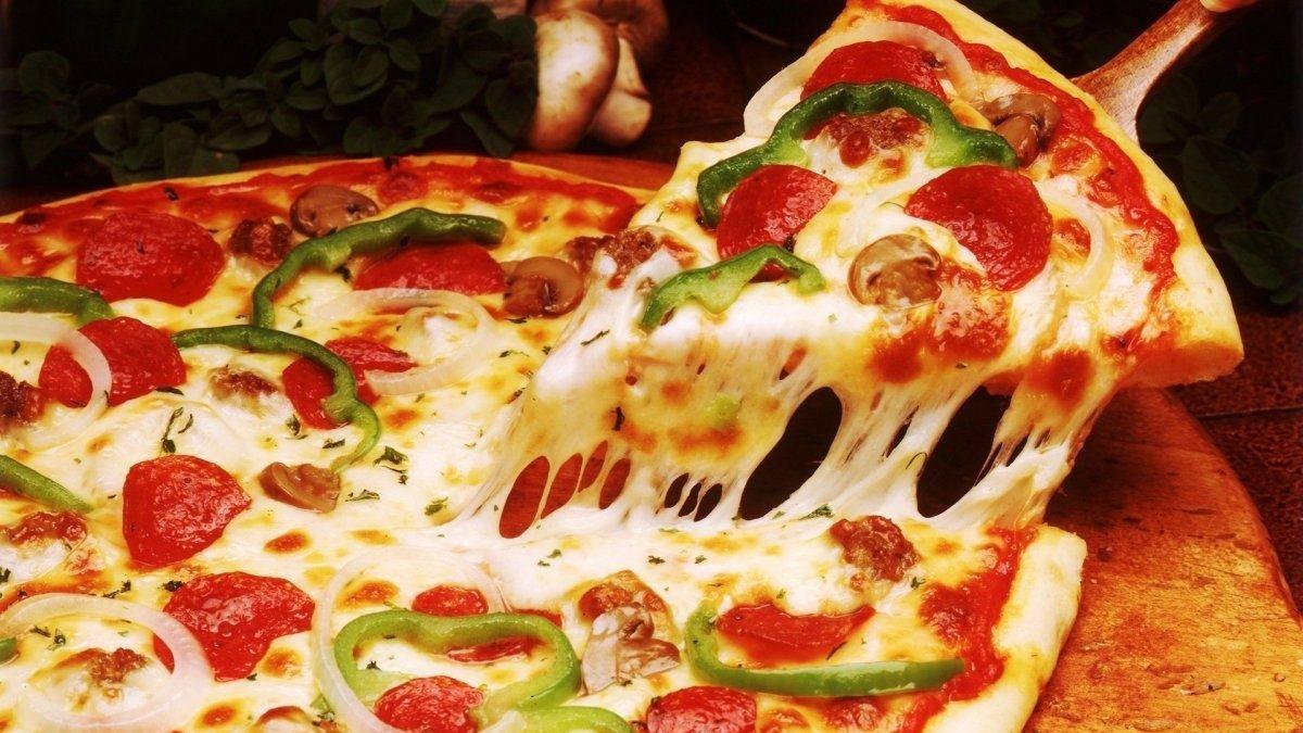 Pizza @Istock