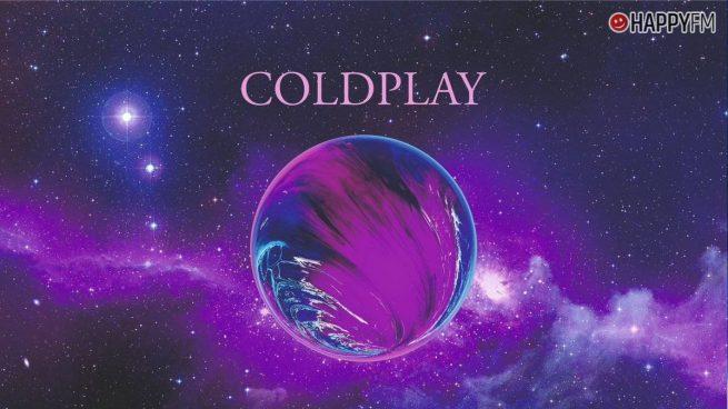 'Kaotica' de Coldplay