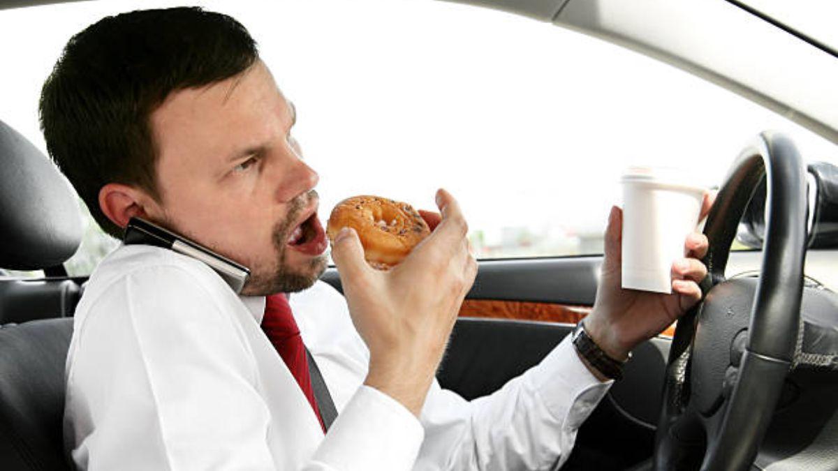 Las causas por las que comer rápido engorda