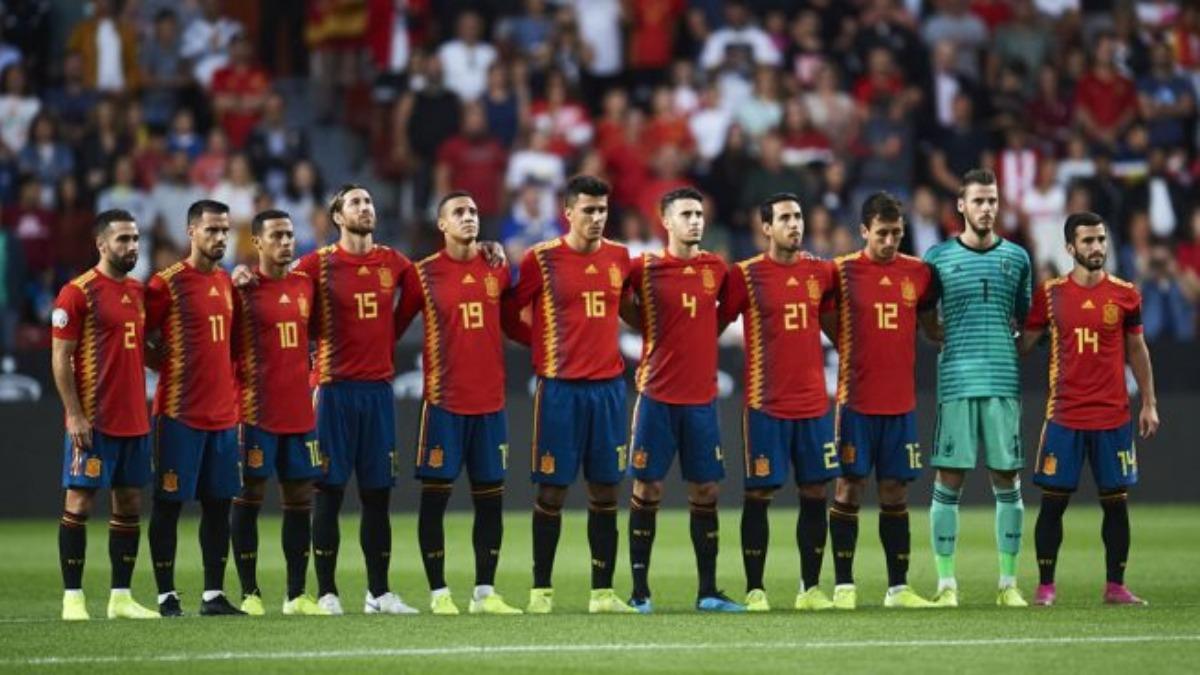 La Selección Española estará en la Eurocopa 2021