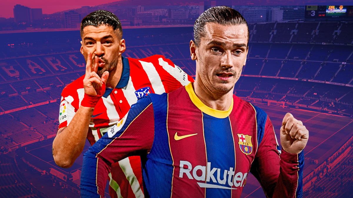 Barcelona y Atlético se encuentran con sus ex. EX-PONEN-EL-MORBO-deportes-interior