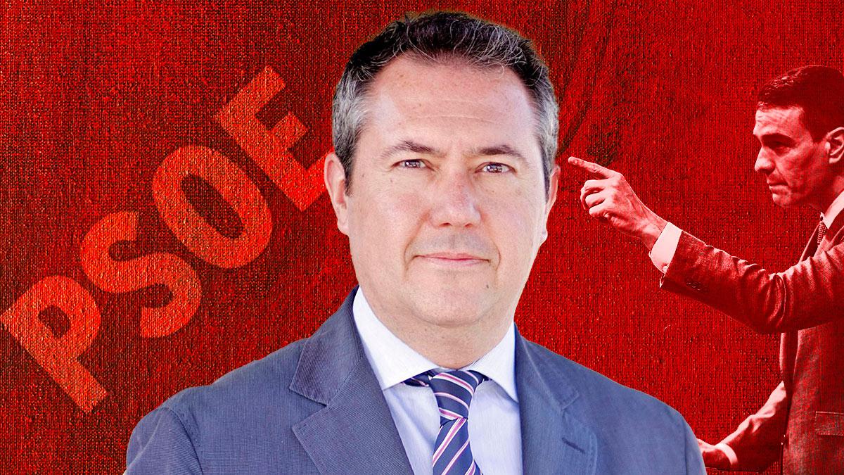 Juan Espadas, alcalde de Sevilla y candidato a liderar el PSOE-A.