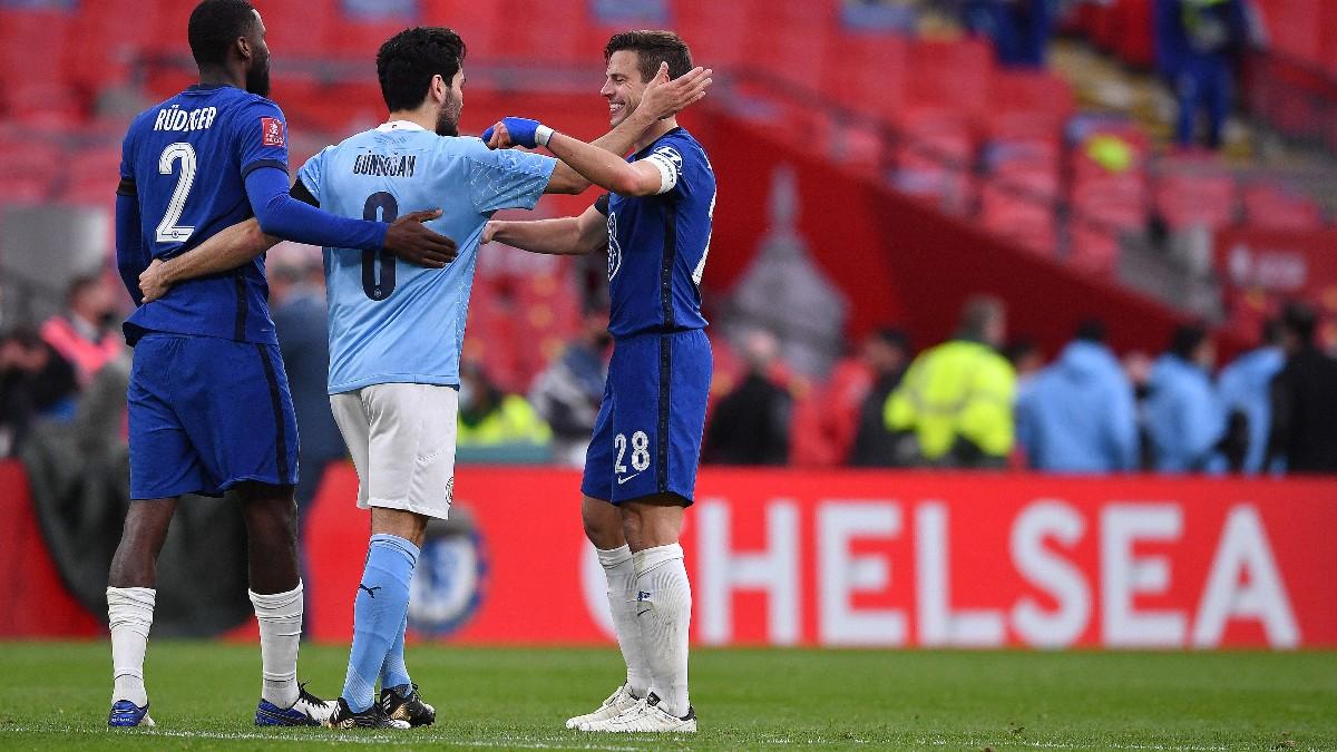 Chelsea y City disputarán la final de la Champions. (Getty)