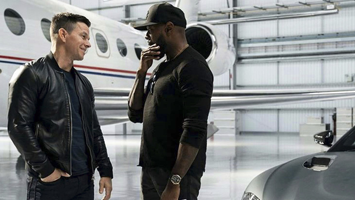 Mark Wahlberg y Antoine Fuqua