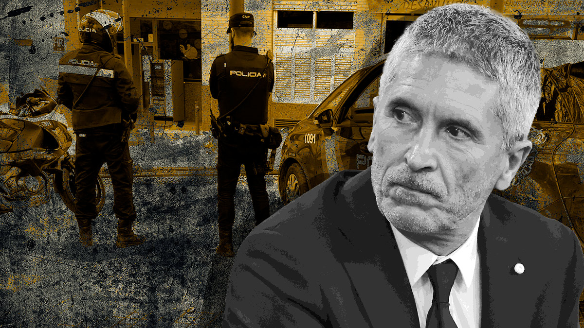 La Policía se queja del abandono institucional que sufren sus agentes en Cataluña.