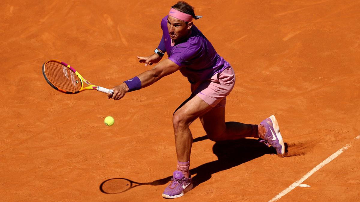 Rafa Nadal – Zverev: cuartos de final del Mutua Madrid Open en directo