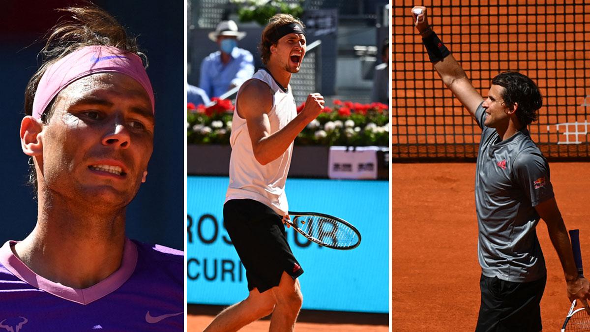 Resultados de la jornada en el Mutua Madrid Open hoy, 7 de mayo (AFP)