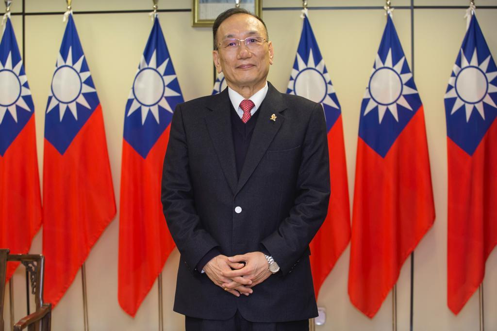 José María Liu, embajador de Taiwán en España. @EmbajadaTaiwán