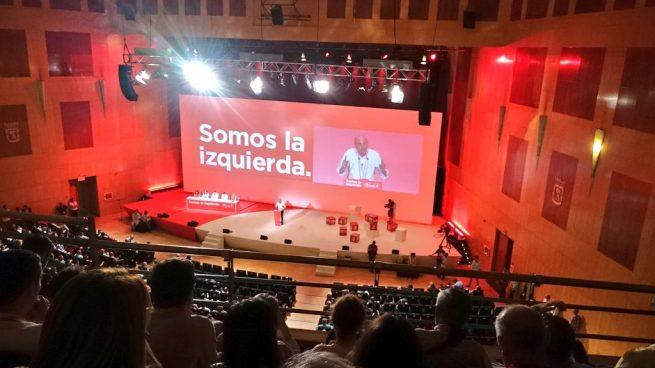 Luis Ángel Hierro, candidato a dirigir el PSOE-A.