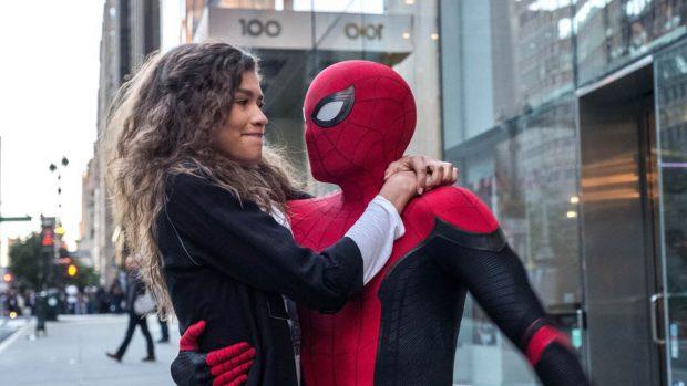 Spiderman: Lejos de casa (Sony y Disney)