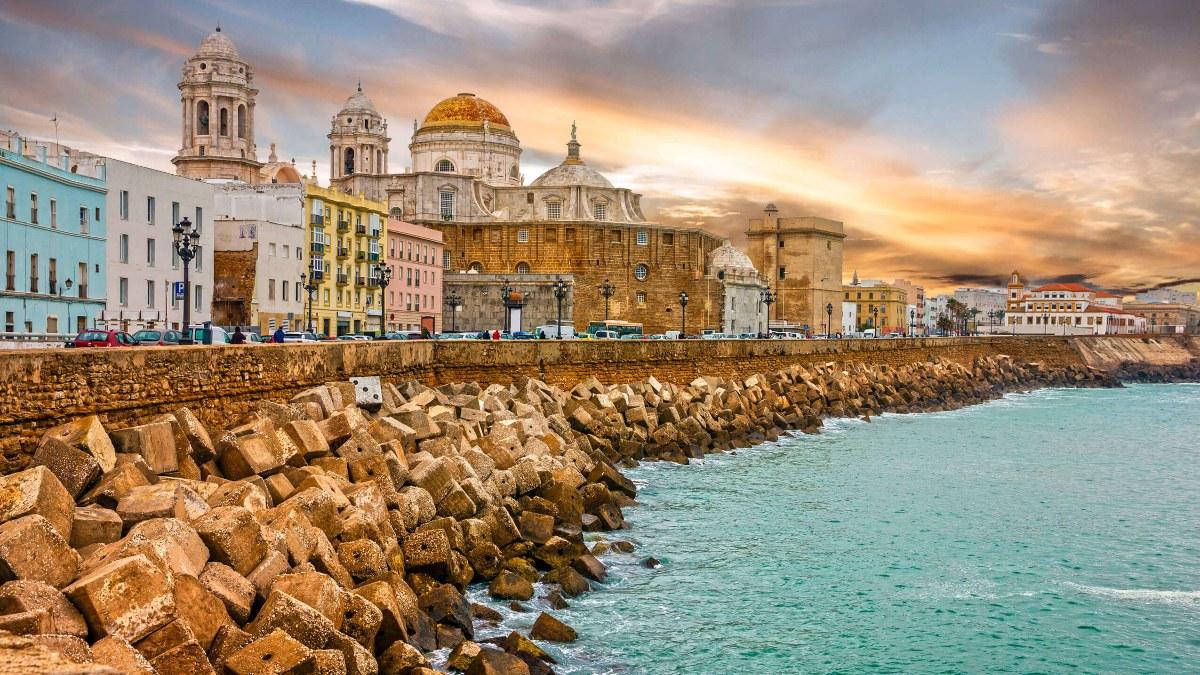 Cádiz, una de las ciudades más antiguas de España