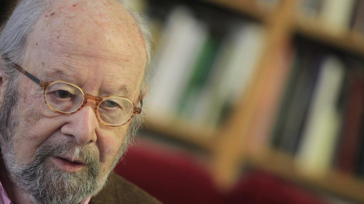 José Manuel Caballero Bonald.