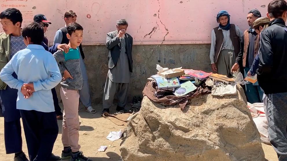 Terrible atentado en Kabul