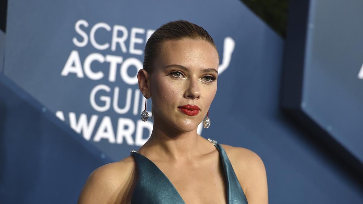 Scarlett Johansson (Jordan Strauss/GTRES)