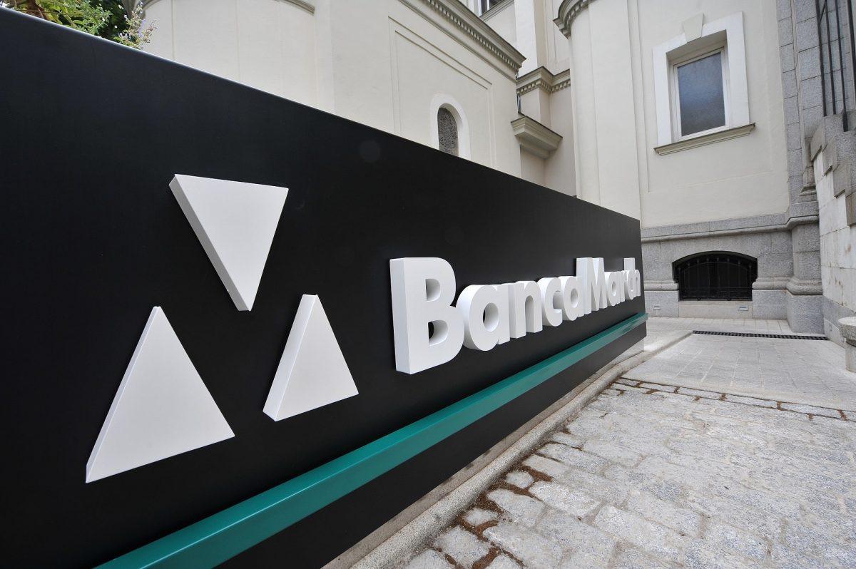 Detalles del edificio de Banca March. @BancaMarch