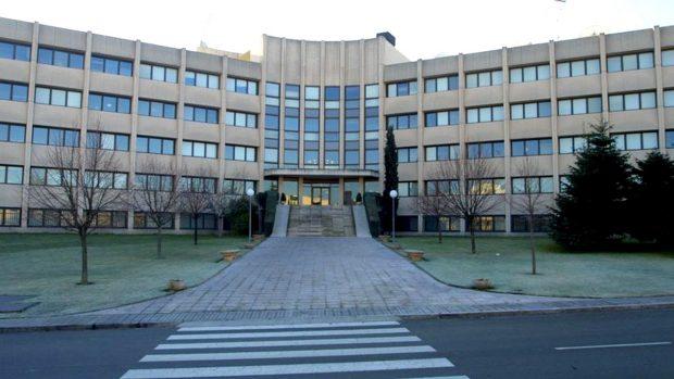 Sede de los servicios secretos españoles en la Carretera de La Coruña de Madrid.