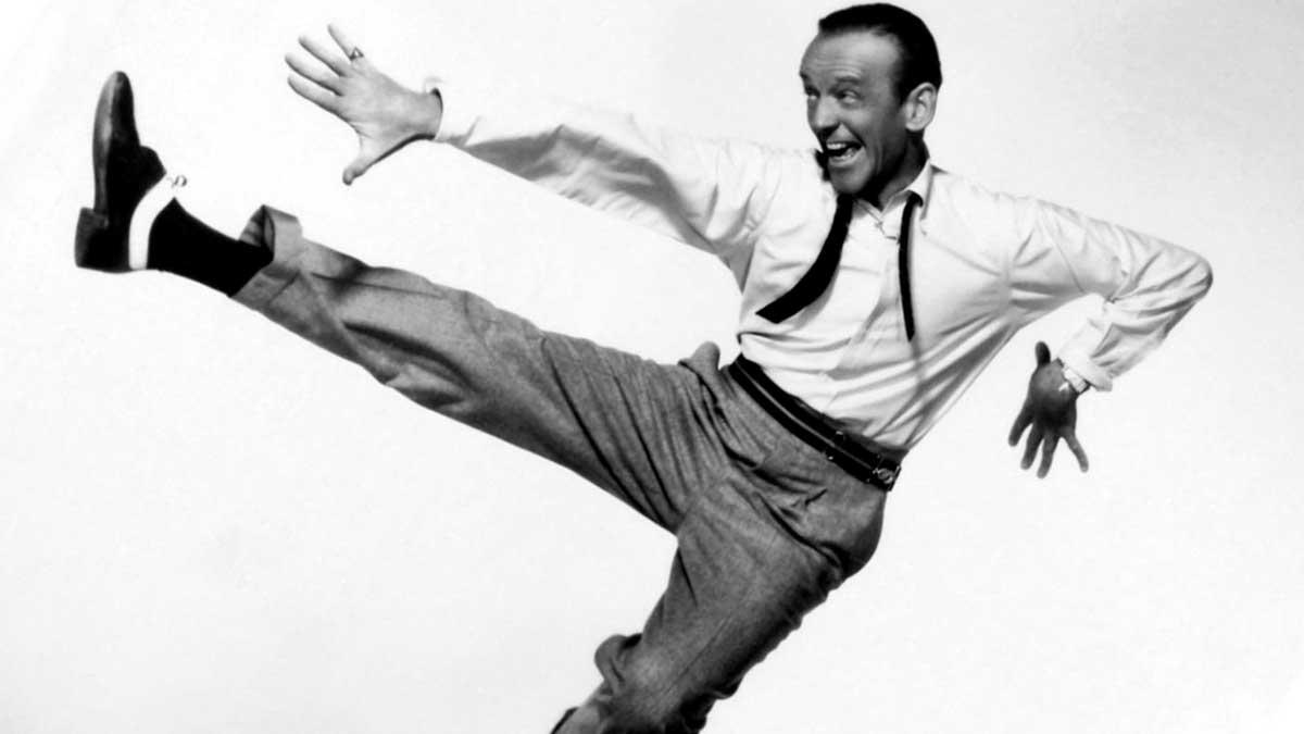 Fred Austerlitz, conocido por su nombre artístico Fred Astaire y su forma de bailar que conquistó Hollywood.