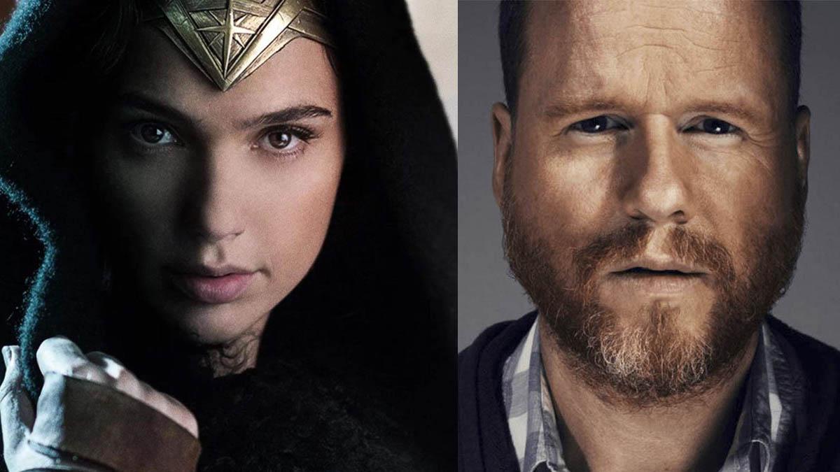 Gal Gadot y Joss Whedon