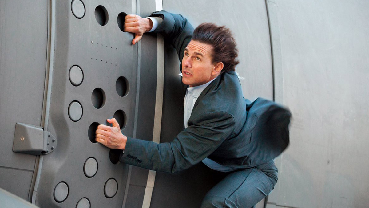 Tom Cruise en Mision Imposible Fallout (Paramount Pictures)