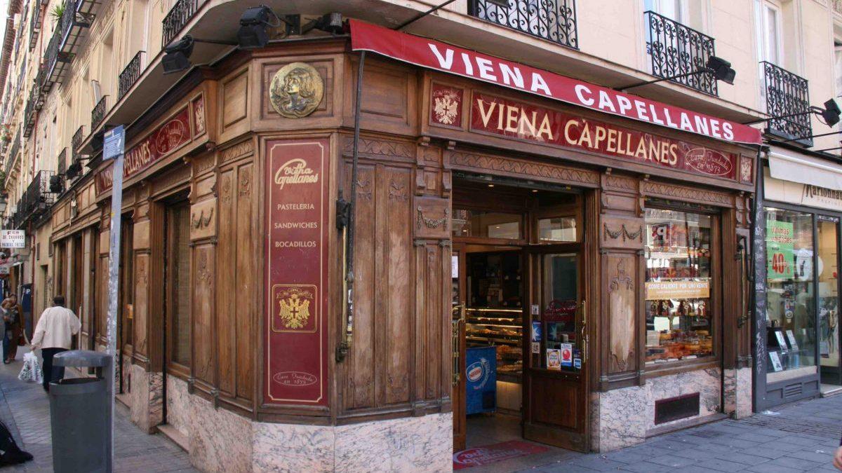 Viena Capellanes de la calle Fuencarral