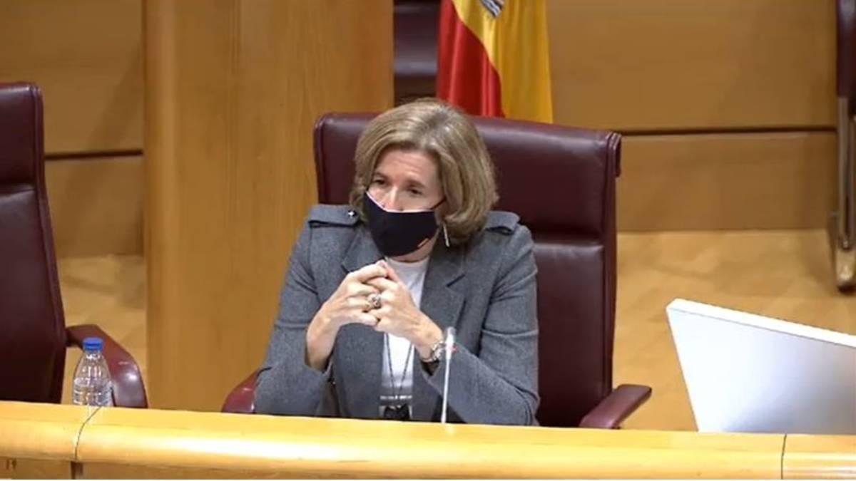 Ana de la Cueva dejará de ser secretaria de Estado de Economía