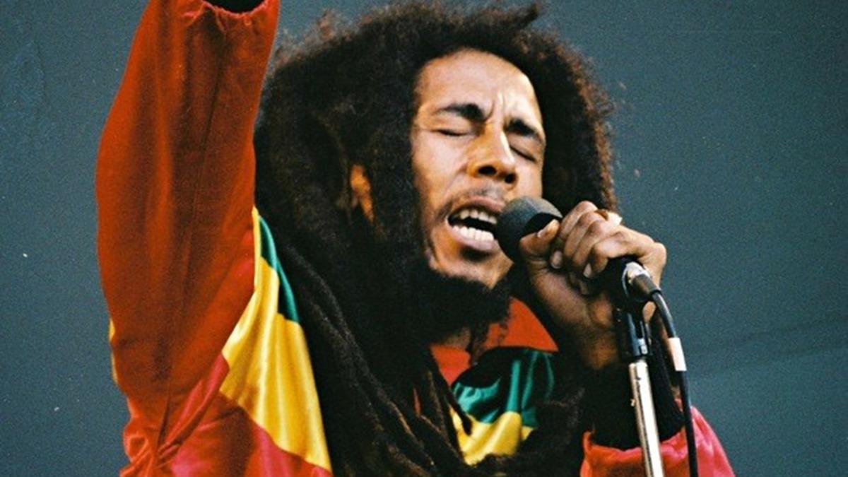 Bob Marley, la leyenda del reggae