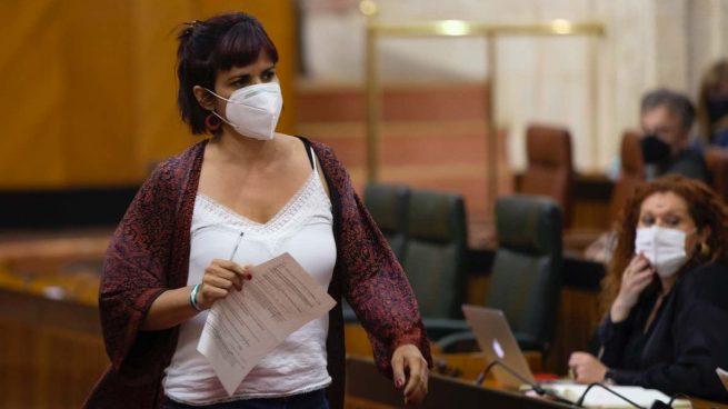 Teresa Rodríguez recoge el guante de Errejón y se abre a Colau: «Tenemos una idea similar de España»