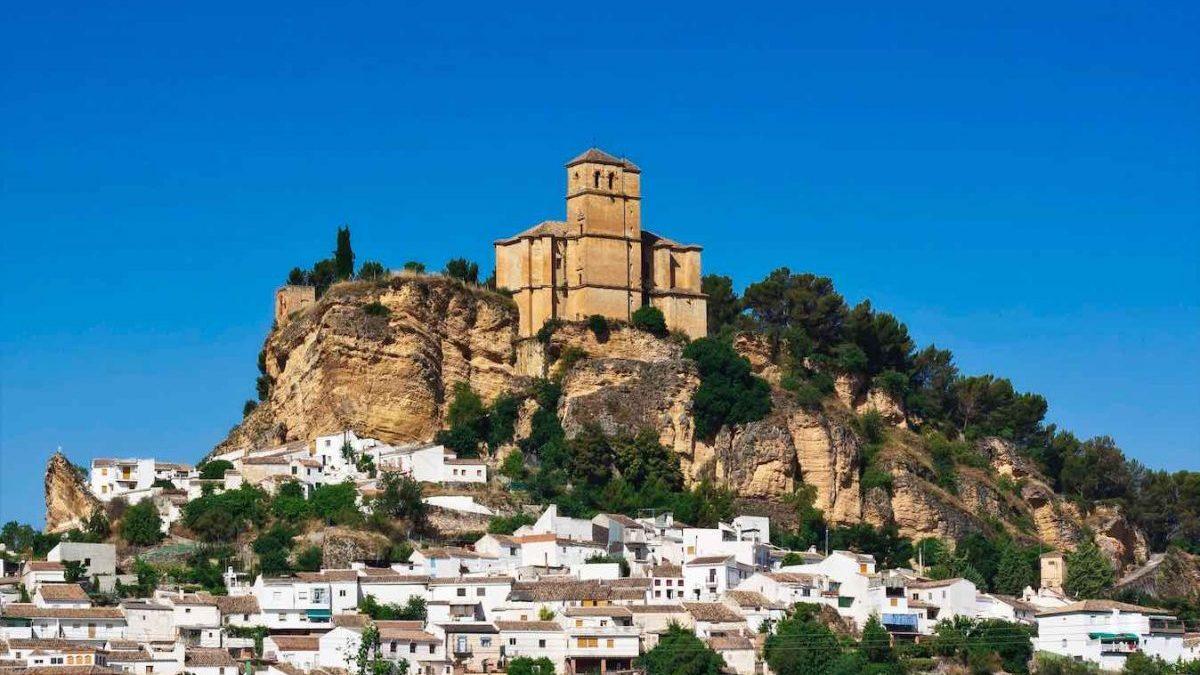 Montefrío, en Granada.