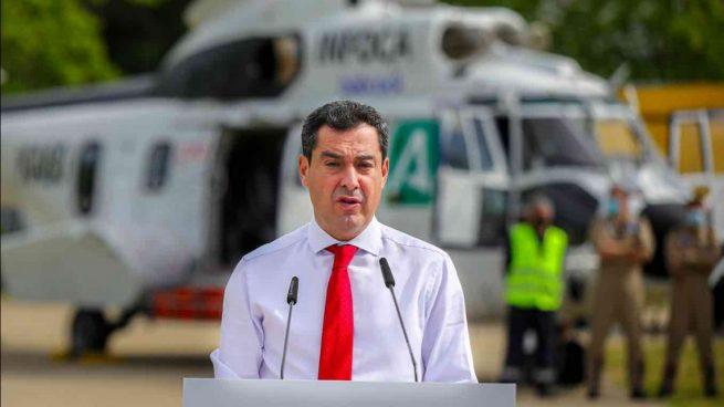 La Junta de Andalucía advierte de que si Sánchez indulta a los golpistas seremos un «Estado fallido»