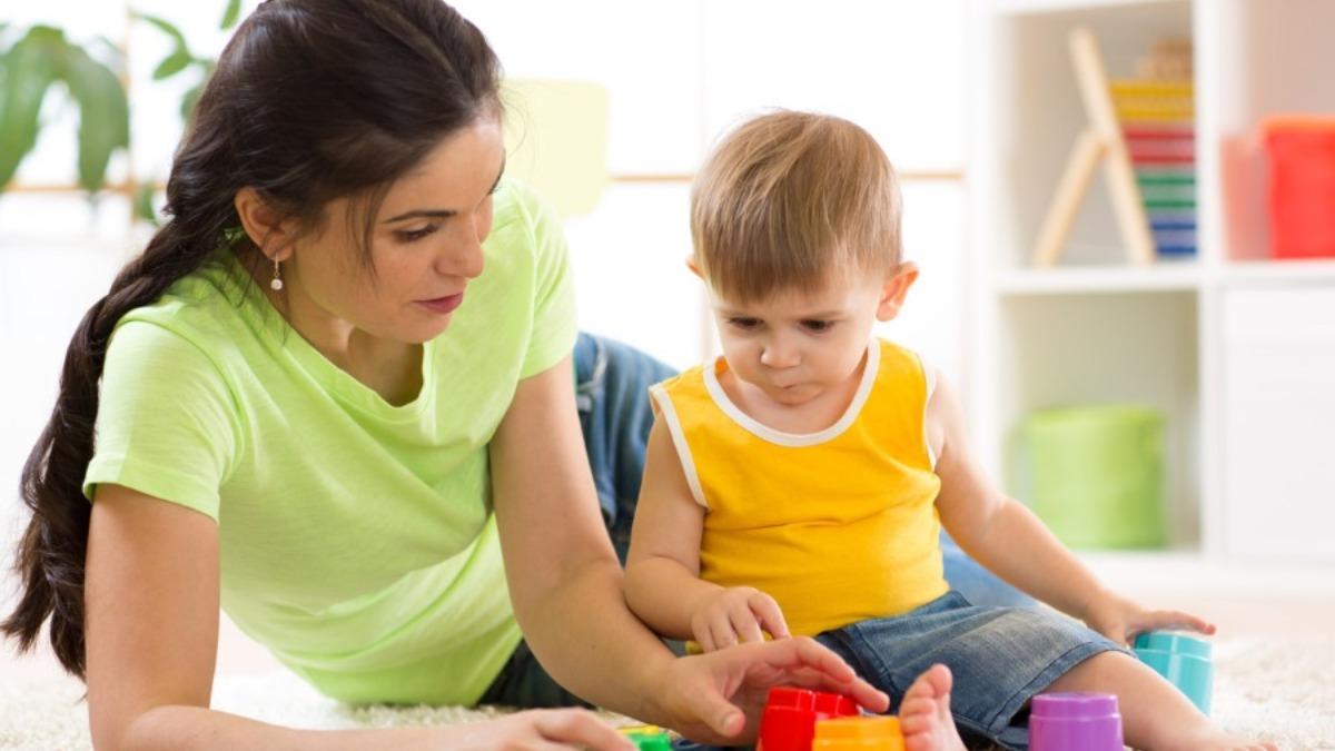 Una niñera para sus hijos, viral en redes sociales