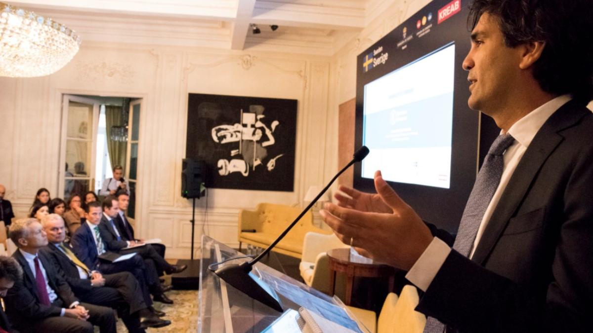 Gonzalo García Andrés, nuevo secretario de Estado de Economía.
