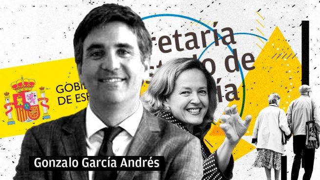 Gonzalo García Andrés es el nuevo secretario de Estado de Economía.