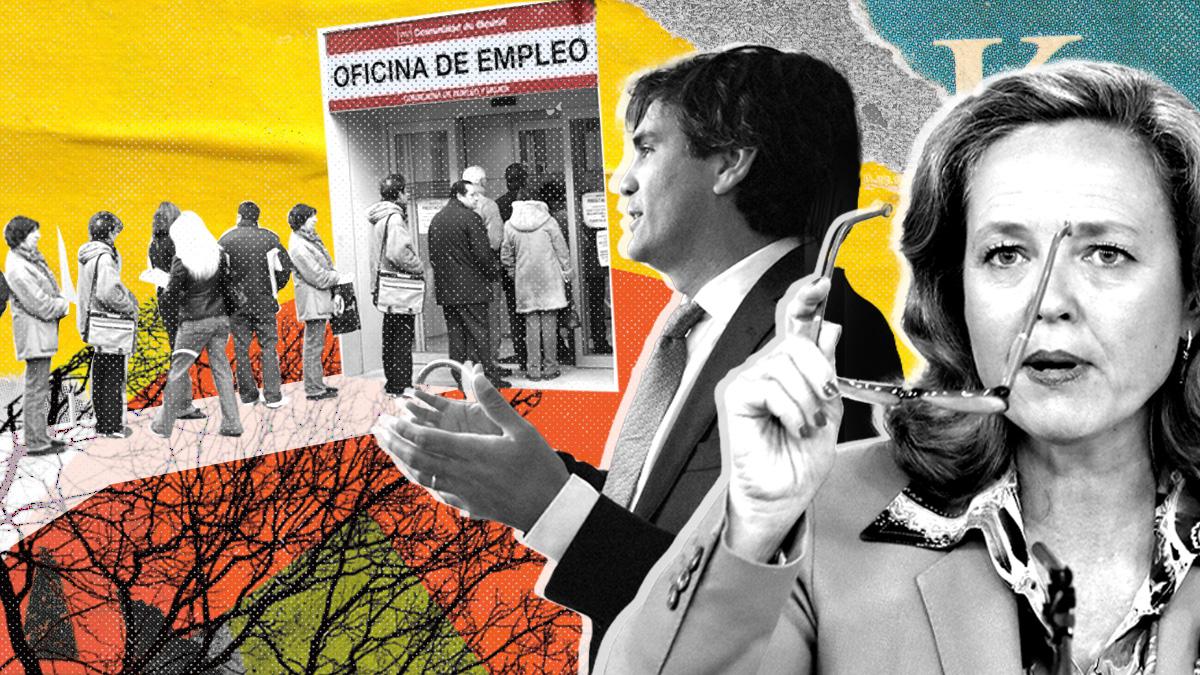 El secretario de Estado de Economía, Gonzalo García.