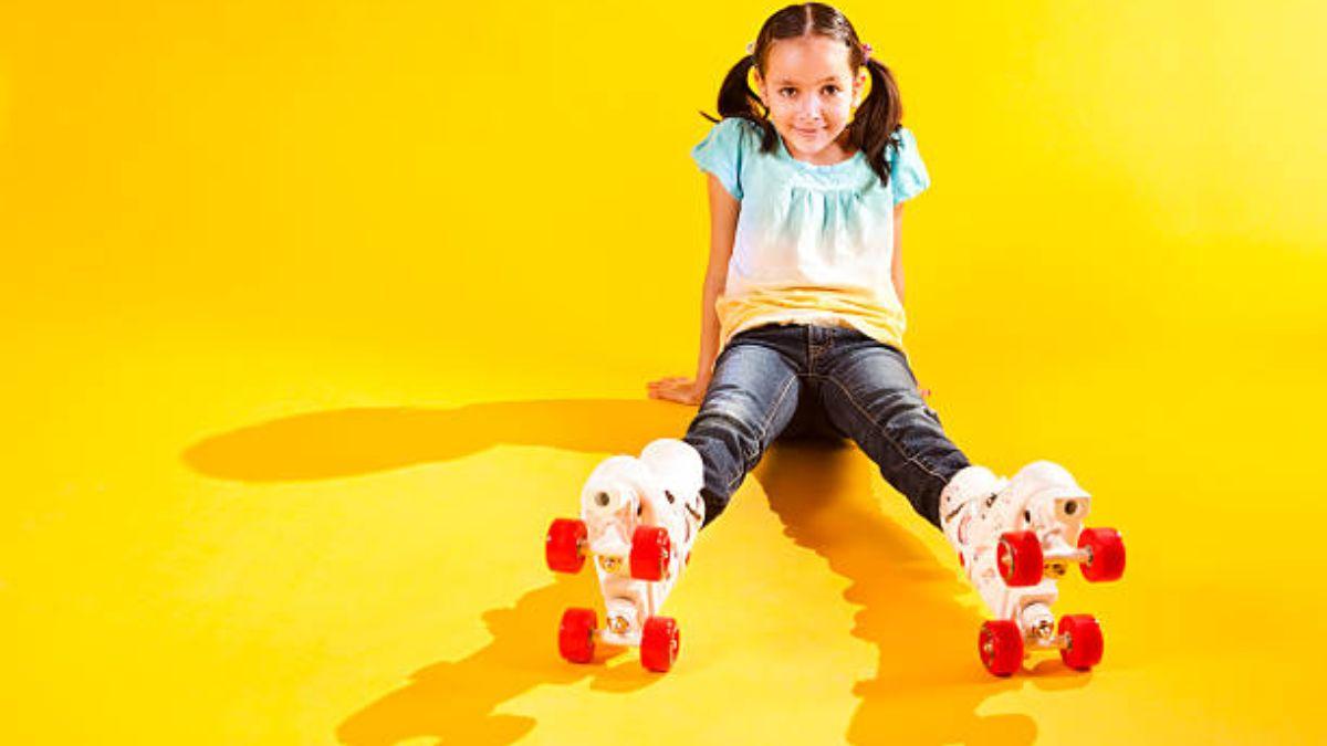 Cómo elegir los patines de ruedas de  los niños