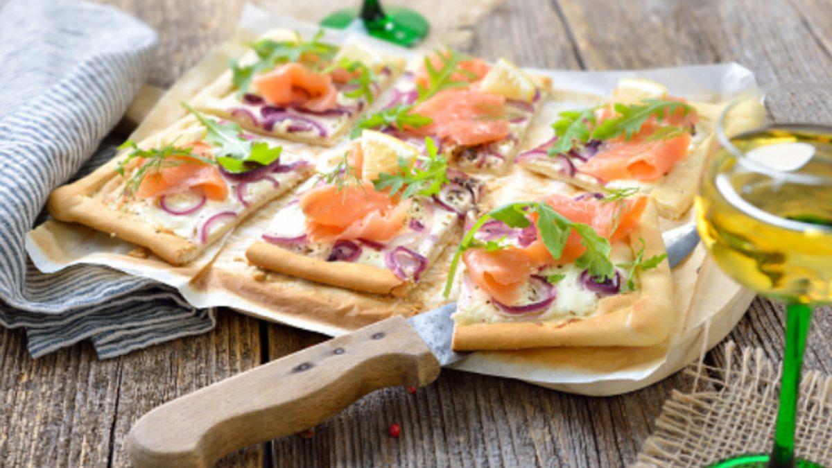 Las mejores 5 recetas con hojaldre saladas para aperitivos y primeros de lujo