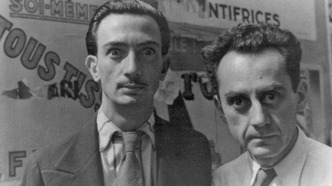 7 frases de Salvador Dalí en el día de su nacimiento