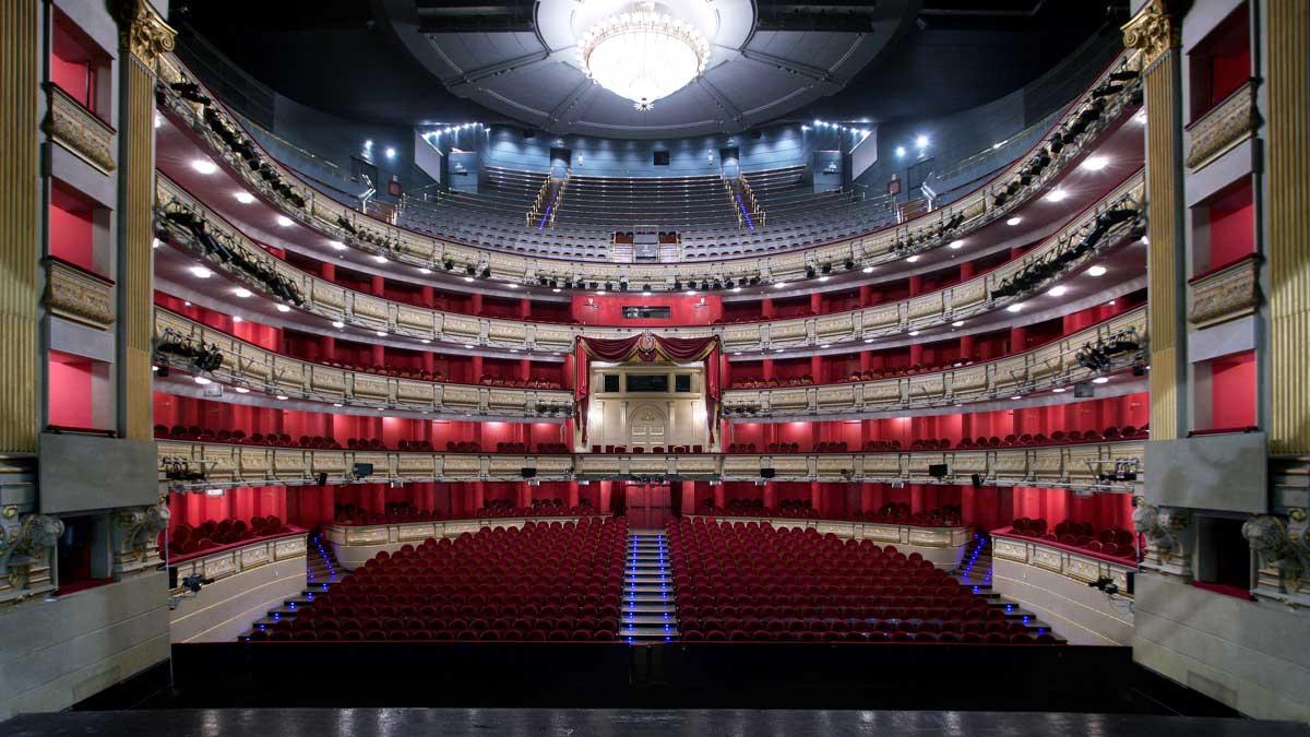 El Teatro Real de Madrid. Foto: Javier del Real
