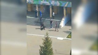 tiroteo kazan colegio rusia