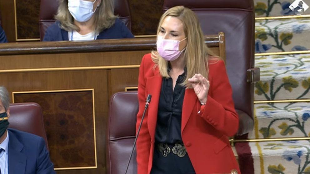 Una diputada del PP desenmascara a Fernando Grande-Marlaska: «Un ministro con escrúpulos no beneficiaría a etarras».