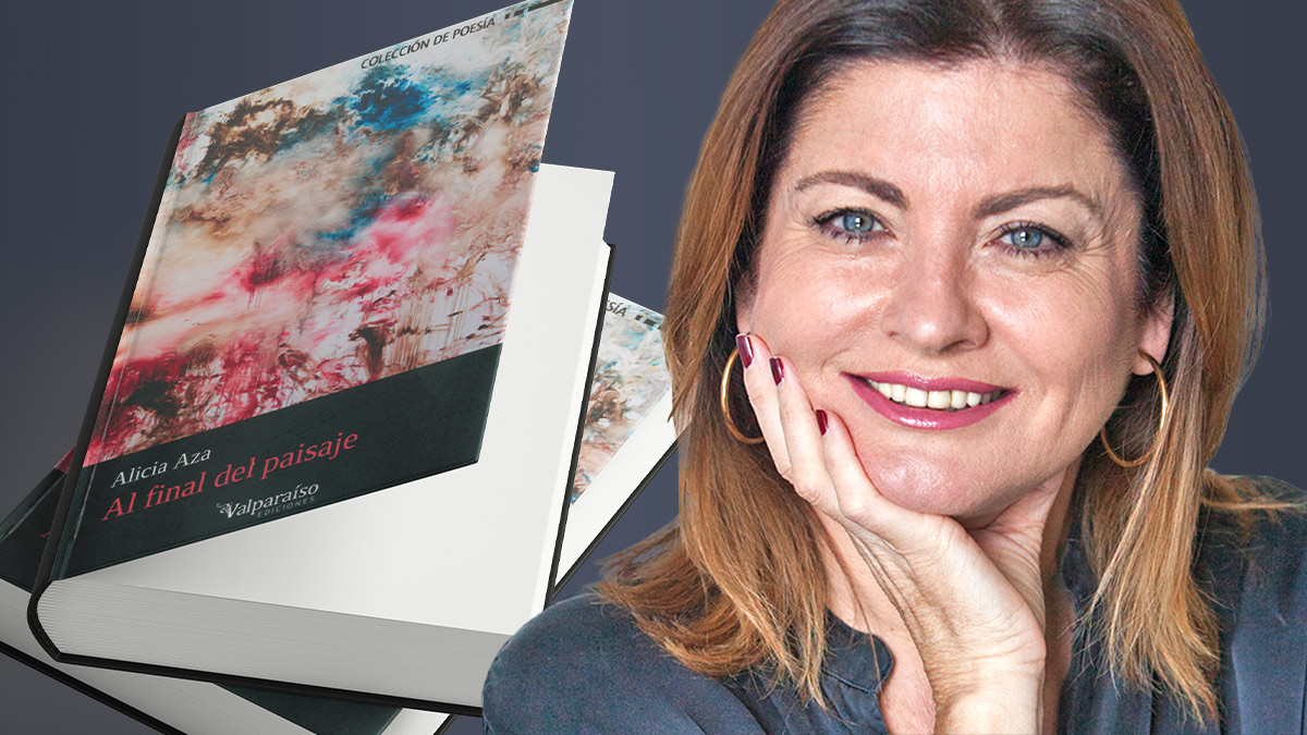 Alicia Aza, poetisa