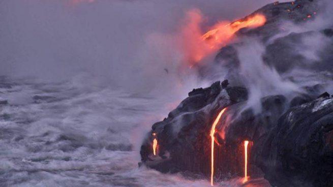Lava hawaiana