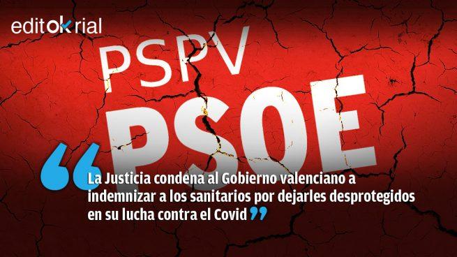 ¿No decía el socialismo que el Gobierno de Ximo Puig era un ejemplo de gestión?