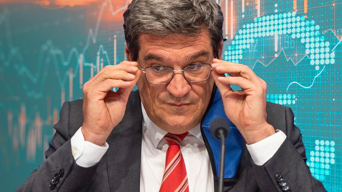 José Luis Escrivá, ministro de Seguridad Social.