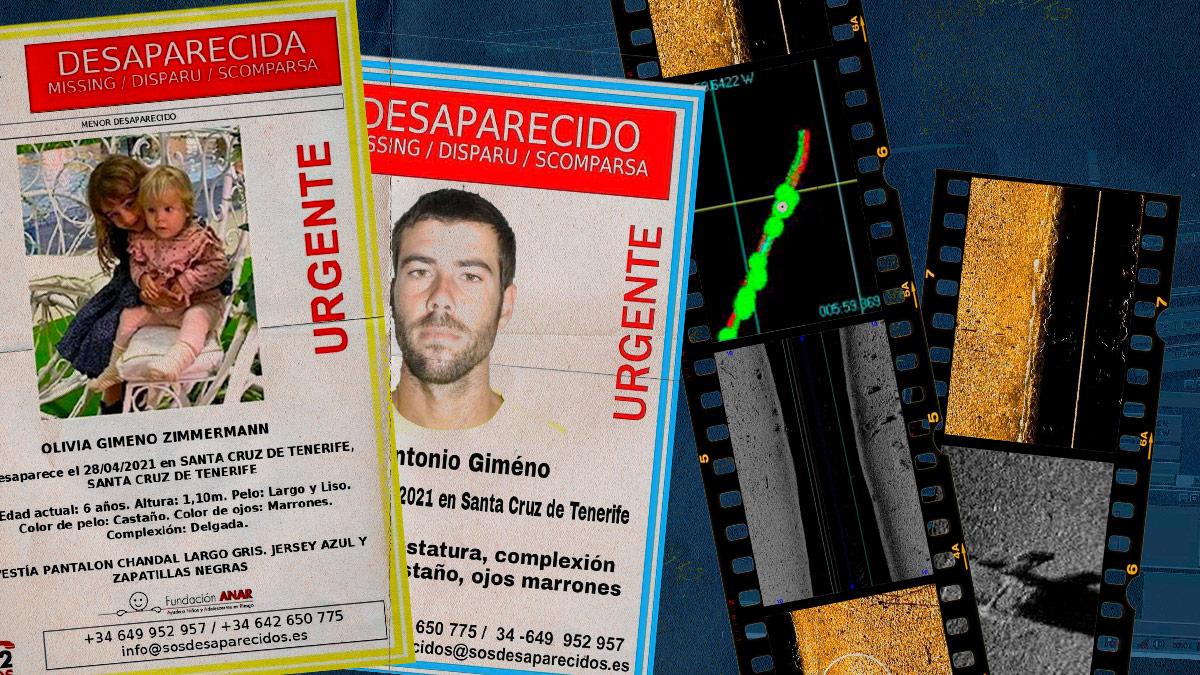 La búsqueda de las niñas desaparecidas de Tenerife.
