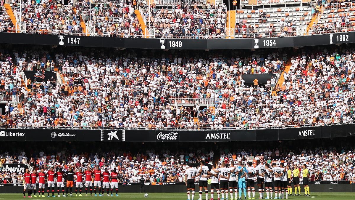 Oficial: vuelve el público a los estadios.